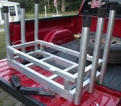 100 Truck Bed Fishing Rod Holder Aluminum S For S