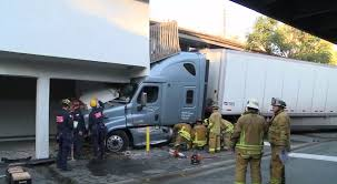 Big Rig Crashes Into Apartment Building In Garden Grove; Driver ... Driver Identified In Hwy 166 Crash Of 5 Brigs Local News Craziest Picture A Silverado Involved With Semi Los Angeles Truck Accident Attorney Personal Injury Lawyer Trucks Accidents Semi Crashes Crash Palm Springs Bus Driver Arrested Georgia For Multiple Car Crashes As Heavy Snow Hits Czech Republic Kctv5 Invtigates Fatal Ctortrailer Volpe Model Asses Environmental Costs Big Stock Photo Royalty Free Image 49772171 Alamy Dog Drives Into Tree And Parked Car Rig Blocks Wb Lanes On 210 Fwy Pasadena Abc7com