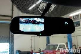 100 Rear Camera For Truck 2012 Ram 1500 Rydeen Backup Mirror Install In Magazine