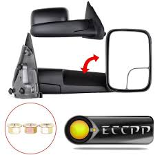 100 Truck Mirror Replacement ECCPP Towing S Fit For 0308 Dodge Ram 1500 2500
