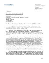 Former UC Berkeley School of Law dean Sujit Choudhry filed a