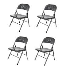 Shin Crest Decorative Metal Folding Chair, Gray Color – 4 ... Woodside Set Of Two Decorative Mosaic Folding Garden Chairs Outdoor Fniture Bermuda Bunk Bed 80x190 Cm White Kave Home Shop Online At Overstock Nano Chair Ding Add On Create Your Own Bundle Inexpensive 16 Fabulous Ways To Decorate Covers Sashes Dpc Event Services Metal 80 For Sale 1stdibs 10 Modern Stylish Designs 13 Types Of Wedding For A Big Day Weddingwire Shin Crest Gray Color 4 Details About Amalfi Greystone Table 2 60 D X 72 Grey Cortesi Chdc700205 Ddee Inoutdoor With Wicker Seat Brown