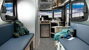 100 Inside Airstream Trailer 2020 Basecamp