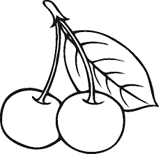 Fruits And Vegetables Coloring Pages GetColoringPagescom