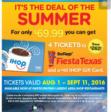 4 Six Flags Tickets And A $40 IHOP Gift Card - $69.99 - YMMV ... Free Ea Origin Promo Code Ihop Coupons 20 Off Deal Of The Day Ihop Gift Card Menu Healthy Coupons Ihop Coupon June 2019 Big Plays Seattle Seahawks Seahawkscom Restaurant In Santa Ana Ca Local October Scentbox Online Grocery Shopping Discounts Pinned 6th Scary Face Pancake Free For Kids On Nomorerack Discount Codes Cubase Artist Samsung Gear Iconx U Pull And Pay 4 Six Flags Tickets A 40 Gift Card 6999 Ymmv Blurb C V Nails