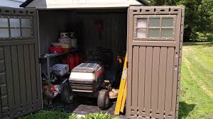 Rubbermaid Slide Lid Shed Manual by 100 Rubbermaid 7x7 Storage Shed Accessories Rubbermaid Big