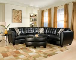 Living Room Curtain Ideas Brown Furniture by Living Room Drop Dead Gorgeous Images Of Brown And Black Living