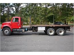 International 4900 Flatbed Trucks For Sale ▷ Used Trucks On ...