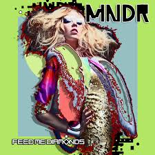MNDR Feed Me Diamonds Album Reviews Consequence Of Sound