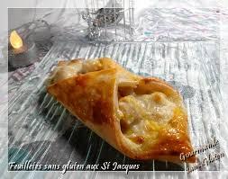cuisiner les noix de st jacques surgel馥s gourmande sans gluten feuilletés de noix de st jacques sans gluten