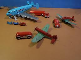 Airplane Lamp Art Deco by Art Deco Airport Toys Collectors Weekly