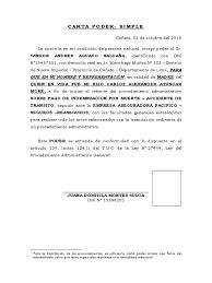 1 Carta Poder Junta General De Tenedores De Bonos Serie C