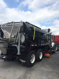 Tennessee DOT Mack GU713 Snow Plow Trucks - Modern Mack Truck ...