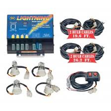 model 8104xl 1cccc lightning xl 4 clear strobe bulbs strobe