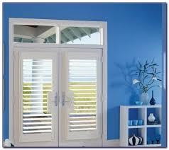 French Patio Doors With Internal Blinds by French Patio Doors With Built In Blinds Patios Home Design
