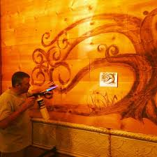 Art and Ambiance at Next Door Food and Drink Loveland Restaurant