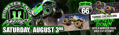 100 Monster Truck Mayhem Dirt Oval 66 Home Of The Dirty O