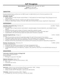 Resume Template Job First Example Winning Examples For Time