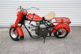 1959 CUSHMAN EAGLE SCOOTER