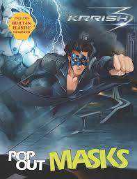 Buy Krrish Mask Book Online At Low Prices In India