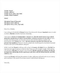Best Reference Letters Best Sample Reference Letter Ideas