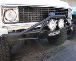 100 Truck Bumpers Chevy GMC Armor Products Chassis Unlimited