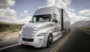 100 Rmds Trucking Selfdriving Semi Trucks Hit The Highway For Testing In Nevada