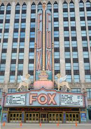 Take a behind the scenes tour of Detroit s most beautiful theaters