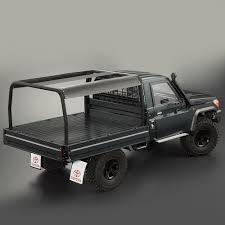100 Truck Bed Parts RC Car Roof Roll Cage For 110 Toyota RC Land Cruiser 70