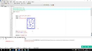 100 Exit C C Language About The Maze Problem With The Dev Appeared