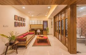 100 Traditional Indian Interiors Contemporary Style Apartment MS Design