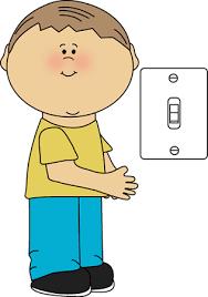 Classroom Light Helper Clipart 52