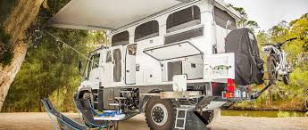 EarthCruiser Australia Relies On The Unimog's German Engineering ...