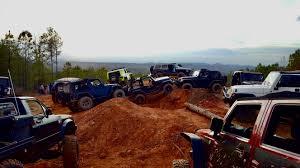 100 Holey Trucks Shawn Hugh Ball Ground GA Jeep Jamboree USA