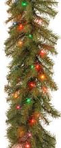 Dunhill Fir Christmas Trees by Best 25 Pre Lit Garland Ideas On Pinterest King Pillows Large