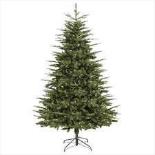 Northlight 7 Ft Pre Lit Grantwood Pine Artificial Christmas Tree Clear Lights