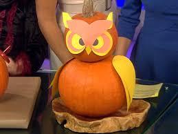 Owl Pumpkin Template by Ideas Spooky Halloween Pumpkin Carving Ideas For Your Home