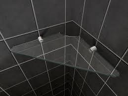 8 mm glasregal wand regal anbauregal für bad dusche
