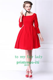 Little Red Riding Hood Theme Party Dress Simple By MyFairLady1950