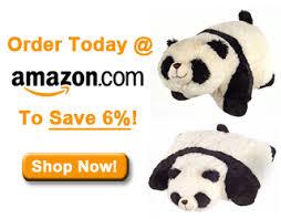 fy Panda Pillow Pet fy Panda Pillow Pet