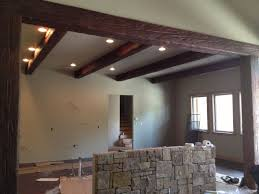 100 Rustic Ceiling Beams Faux Wood For Design Ideas Old World Recessed