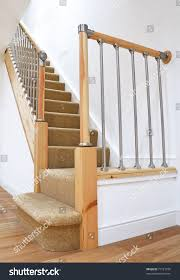 Modern House Interior Typical Uk British Stock Photo 77121790 ... Elegant Glass Stair Railing Home Design Picture Of Stairs Loversiq Staircasedesign Staircases Stairs Staircase Stair Classy Wooden Floors And Step Added Staircase Banister As Glassprosca Residential Custom Railings 15 Best Stairboxcom Staircases Images On Pinterest Banisters Inspiration Cheshire Mouldings Marble With Chrome Banisters In Modern Spanish Villa Looking Up At An Art Deco Ornate Fusion Parts Spindles Handrails Panels Jackson The 25 Railing Design Ideas