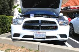 tips for dodge charger led high beam drl lights ijdmtoy for