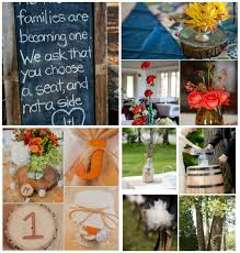 Wedding Ideas For Country Themes Rustic And Theme