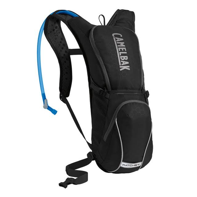 Camelbak Ratchet Hydration Pack - Black/Graphite, 3l
