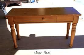 Broyhill Fontana Dresser Dimensions by Broyhill Fontana Sofa Table Centerfieldbar Com