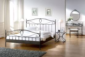 White Wrought Iron King Size Headboards by Cast Iron Headboard Nz Antique Wrought And Footboard King