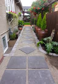 Bare Side Yard Becomes Area For Childs Swing On Arbor And Easy ... Building A Stone Walkway Howtos Diy Backyard Photo On Extraordinary Wall Pallet Projects For Your Garden This Spring Pathway Ideas Download Design Imagine Walking Into Your Outdoor Living Space On This Gorgeous Landscaping Desert Ideas Front Yard Walkways Catchy Collections Of Wood Fabulous Homes Interior 1905 Best Images Pinterest A Uniform Stepping Path For Backyard Paver S Woodbury Mn Backyards Beautiful 25 And Ladder Winsome Designs