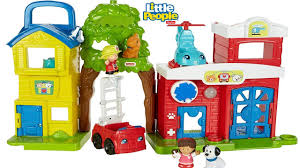 Fisher Price Little People Animal Rescue Fire Station, Pet Clinic ... Little People Lift N Lower Fire Truck Shop Toddler Power Wheels Paw Patrol Battery Ride On 6 Volt Fisher Price Music Parade On Vehicle Craigslist Fire Truck Best Discount Fisher Price Lil Rideon Amazoncouk Toys Games Firetruck Engine Moving 12 Rideon For Toddlers And Preschoolers Fireman Sam Driving The Mattel 2007 Youtube Powered Ride In Dunfermline Fife Gumtree