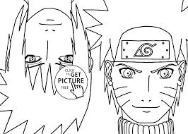 Coloriage Naruto Shippuden Sasuke Elégant Viewing Xx Grimmjow